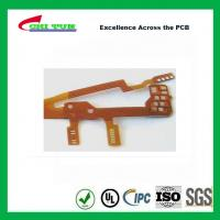Quality NI-AU Plating Flex PCB , Mobile Phone Circuit Board wholesale