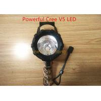 Quality IP66 5W Powerful Led Spotlight / 500 LM Led Rechargeable Cordless Spotlight wholesale