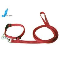 Quality dog leash and collar, dog lead, dogs collar,reflective dog products wholesale
