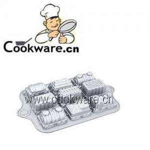 China Cast aluminum cake mould on sale