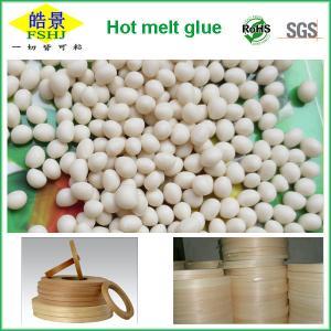 Quality Resin PVC Edge Banding Hot Melt Glue , Edge Banding Adhesive Glue OEM , ODM wholesale