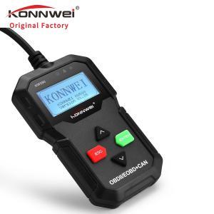 China Universal Diagnostic Vehicle Computer Scanner KW590 Computer Obd2 Scanner on sale