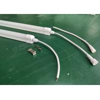 China IP67 Integrate T8 Led Replacement Tubes Waterproof Plastic Housing 1200mm 26W on sale