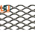 Stair Tread Building Construction Materials Odm Expanded Metal Wire Mesh Gi for sale