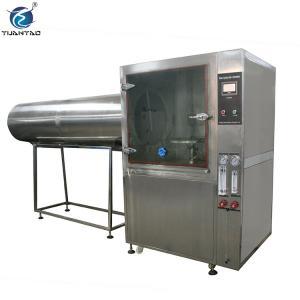 Quality Certification Laboratory IP X5 X6 Rain Spray Test Chamber price wholesale