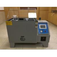 Quality Salt Spray Test Machine , Corrosion Test Chamber For Salt Fog with Touch Screen Controller wholesale