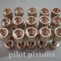 Cheap Fabrications Service CNC Machining Parts , Cnc Machined Components For Railway Industry for sale