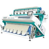 Quality High Resolution 2048 Automatic Corn Grain Color Sorter With Resolution Up To 0.02mm2 wholesale