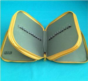 Quality Promotional round Zipper pencil pouch/bag/case wholesale