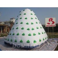 Quality Outdoor Commercial Grade PVC Tarpaulin Inflatable Iceberg For Water Park wholesale