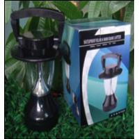 Buy cheap Best Outdoor Solar Lights Rechargeable Solar Lantern Lights Environmental from wholesalers