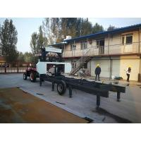 Quality Horizontal Band Saw Mills Portable Sawmill Sale with Hydraulic log lifting wholesale