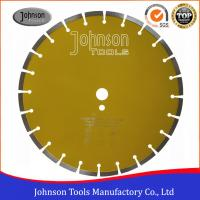 Buy cheap Fast Cutting Diamond Concrete Cutting Blades , 14 Diamond Concrete Blade from wholesalers