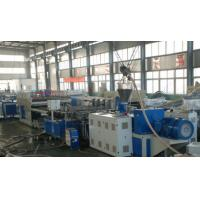 Quality WPC Deck Board Twin Screw Production Line , WPC Construction Board Extrusion Line wholesale