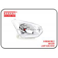 Quality Head Lamp Assembly Isuzu D-MAX Parts 8-98244180-3 8982441803 wholesale