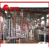 Quality Semi-Automatic Commercial Distilling Equipment 200L - 5000L CE wholesale
