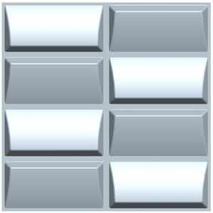 Cheap Empaistic 3D Home Decal  Natural Fiber Wallpaper , Modern Colored 3D Wall Sticker for sale