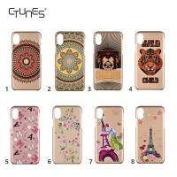 Quality iphone8 New Arrival Case IMD PC Material Protective Case Cover Mandala Flower Pattern Design Case Cover for iPhone 8 wholesale