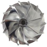 Buy cheap High Performance GTX3582 Turbo Billet Compressor Wheel 9833-2 CNC Machined Wheel from wholesalers