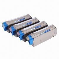 Buy cheap 43324421, 43324422, 43324423, 43324424 Color Toner Cartridges, Compatible for from wholesalers