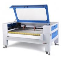Quality Auto Feeding Laser Cutting Machine For Soft Roller Materials With CCD Camera wholesale
