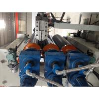Quality EPS Aluminium Plastic Composite Panel Production Line Fireproof Track Flew Saw Cutting wholesale