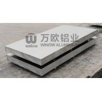 Quality Hot Rolled Marine Grade Aluminium Plate 5052 5083 H116 H32 Sheet Plate wholesale