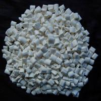 China Milk White EVA Hot Melt Adhesive , Strong Hot  Glue for High Grams Coated Paper Glue Book Binding on sale