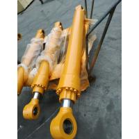 Quality Construction equipment parts, Hyundai R450-7 bucket hydraulic cylinder ass'y, Hyundai excavator parts wholesale