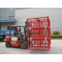 Quality Mast Hot-dip Galvanized, Painting Construction Hoist Elevator with Twin Cage 1600kg Capacity wholesale