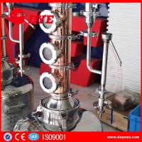 Quality Home used copper distillation towers whisky brandy distillers wine on sale wholesale