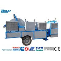 China Overhead Line Stringing Equipment TY2x45TP Hydraulic Puller Tensioner Cummins Engine on sale