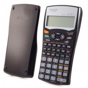 China SHARP EL-531WHB EL531 WHB Scientific calculator on sale