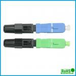 Quality Waterproof Multimode Fiber Lc Connector / Simplex Fiber Optic Connector wholesale