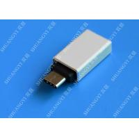 Quality Type C Male to USB 3.0 A Female Apple Micro USB White With Nickel Plated Connector wholesale