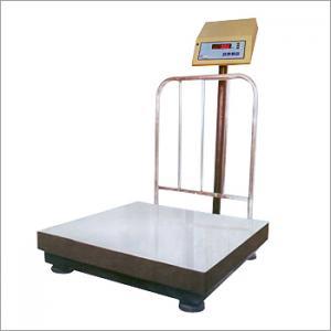 China electronic platform scale / big floor scale on sale