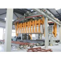 Quality Autoclaved Aerated Concrete AAC Block Cutting Machine For Fly Ash wholesale