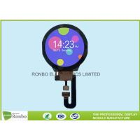 Cheap Smartwatch Round LCD Display 1.3 Inch IPS 240x240 SPI Interface RoHS Compliant for sale