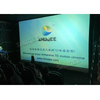 Quality 380V 9D Movie Theater For Commercial Shopping Mall Or Amusement Attraction wholesale