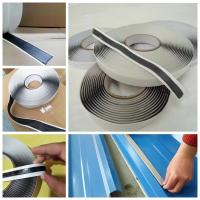 China self adhesive or double sided adhesive Roof seal tape  designed to quickly easily and permanently repair any leak on sale