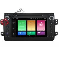Quality SUZUKI SX4 Android Car DVD Player With Tire Pressure Monitoring Heat Dissipation wholesale
