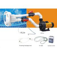 Quality Swimming Training Self Priming Pool Pumps For Above Ground Pools IP55 Protection wholesale