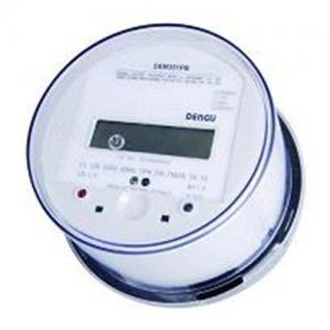 China Single phase kwh meter (kilowatt-hour meter, power meter, energy meter with counter display) on sale