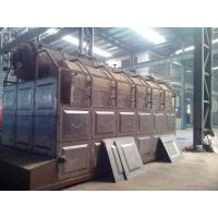 Quality Automatic Combustion Oil Fired Steam Boiler For Chemical Industrial And Construction wholesale