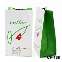 China Eco-Friendly Coffee Valve Bags Food grade , side gusset Packaging on sale