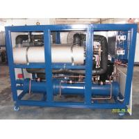 Quality Box Type Water Cooled Scroll Water Chiller , Cooling Machine RO-25W 81.35KW R22 Refrigerant wholesale