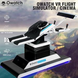 China Hot sale VR Flying Simulator 9D Virtual Reality Flight Simulator on sale on sale