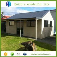 China rockwool prefabricated sandwich insulation prefab house timber frame prairie ranch house plans on sale