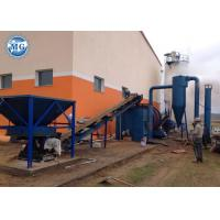 Quality Mobile Sand Dryer Machine Industrial Sand Dryers With Fuel Coal Gas Or Diesel wholesale