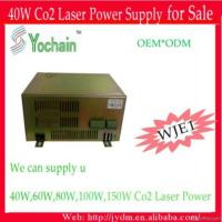 China Attractive Price Co2 Laser Power Supply 40w on sale
